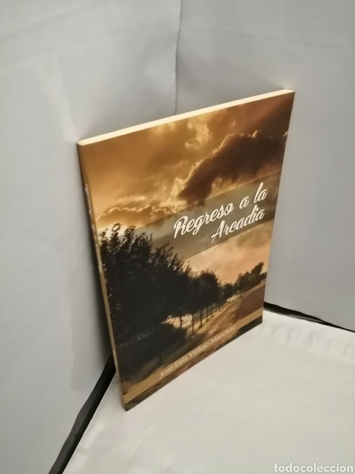 Libros de segunda mano: REGRESO A LA ARCADIA (PRIMERA EDICIÓN) - Foto 3 - 269036244