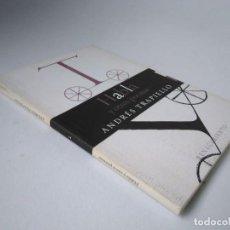 Libros de segunda mano: ANDRÉS TRAPIELLO. HABLA Y OTROS POEMAS. Lote 273669288