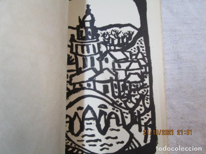 Libros de segunda mano: GALICIA POESIA - MI VIDA ESTÁ CALLADA POEMAS - ALFONSO ALCARAZ - ORENSE 1962 IMP HODIRE +INFO - Foto 10 - 276734373