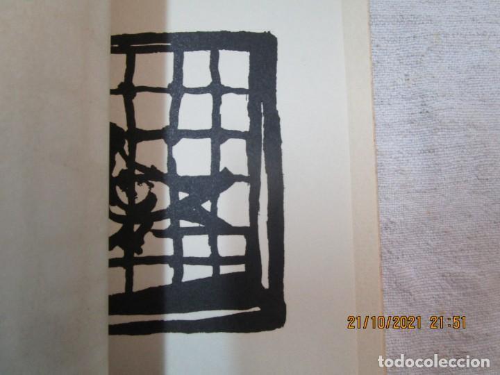 Libros de segunda mano: GALICIA POESIA - MI VIDA ESTÁ CALLADA POEMAS - ALFONSO ALCARAZ - ORENSE 1962 IMP HODIRE +INFO - Foto 11 - 276734373