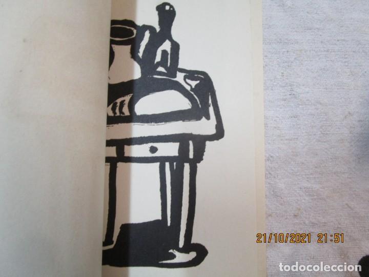 Libros de segunda mano: GALICIA POESIA - MI VIDA ESTÁ CALLADA POEMAS - ALFONSO ALCARAZ - ORENSE 1962 IMP HODIRE +INFO - Foto 12 - 276734373