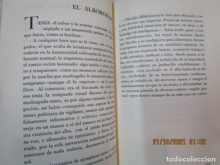 Libros de segunda mano: CARACTERES (I-XXX) 1926 - JOSE BERGAMIN - EDI TURNER 1978 40 PÁGINAS, 24X16CM, EXCELENTE + INFO - Foto 6 - 276736358