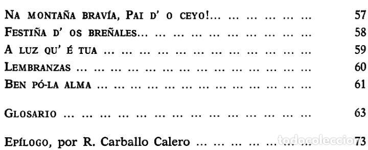 Libros de segunda mano: ANTONIO NORIEGA VARELA. DO ERMO. ESCOLMA. REAL ACADEMIA GALLEGA. CORUÑA 1969. GALICIA. - Foto 5 - 277117043