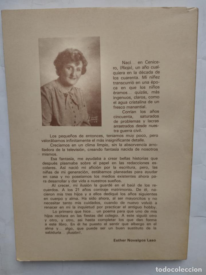 Libros de segunda mano: ALMA RIOJANA. Novalgos Laso, Esther - Foto 2 - 277241283