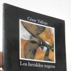 Libros de segunda mano: LOS HERALDOS NEGROS - CÉSAR VALLEJO. Lote 278450478