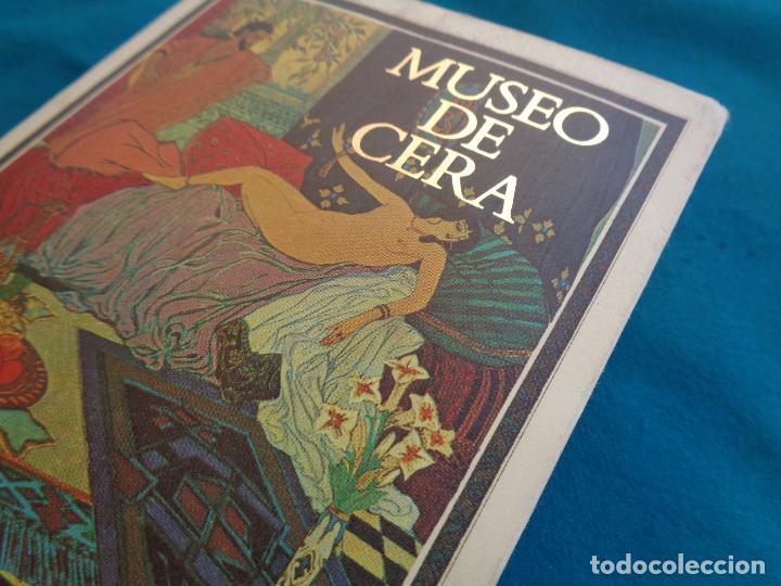 MUSEO DE CERA, JOSÉ MARÍA ALVAREZ. POESIA. 1984 (Libros de Segunda Mano (posteriores a 1936) - Literatura - Poesía)