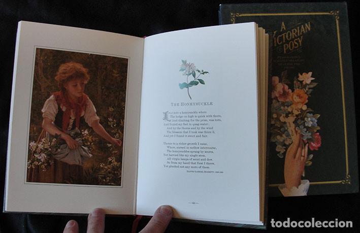 Libros de segunda mano: A VICTORIAN POSY - TESORO PERFUMADO DE VERSO Y PROSA DE PENHALIGON - SHEILA PICKLES - - Foto 3 - 278631408