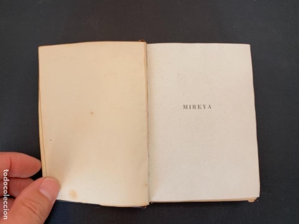 Libros de segunda mano: MIREYA DE FEDERICO MISTRAL 1941 - Foto 3 - 285763983