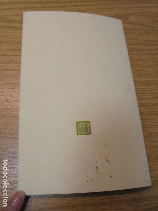 Libros de segunda mano: ENRIQUE ANDRES RUIZ. CON LOS VENCEJOS. DEDICADO POR AUTOR. EDITORIAL PRE-TEXTOS. 2004 - Foto 16 - 288065383