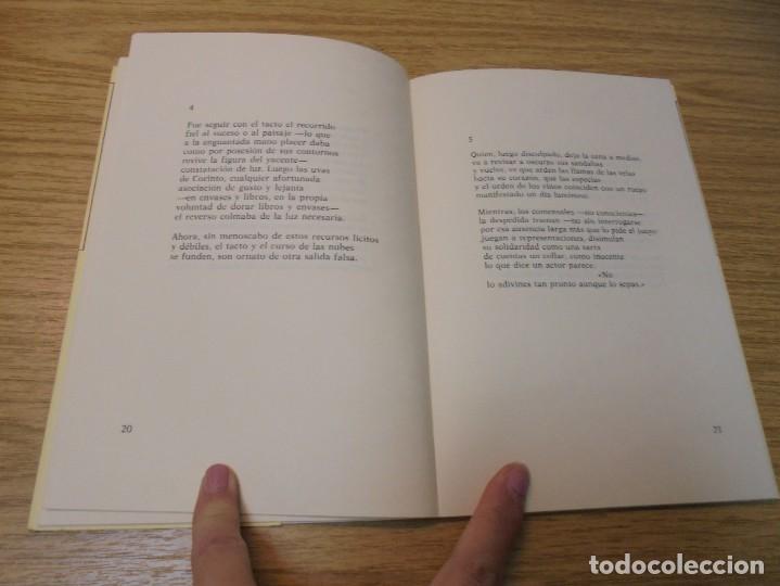 Libros de segunda mano: ALZADO DE LA RUINA. ANIBAL NUÑEZ. EDITORIAL HIPERION. 1983. 1º EDICION. - Foto 7 - 288066623