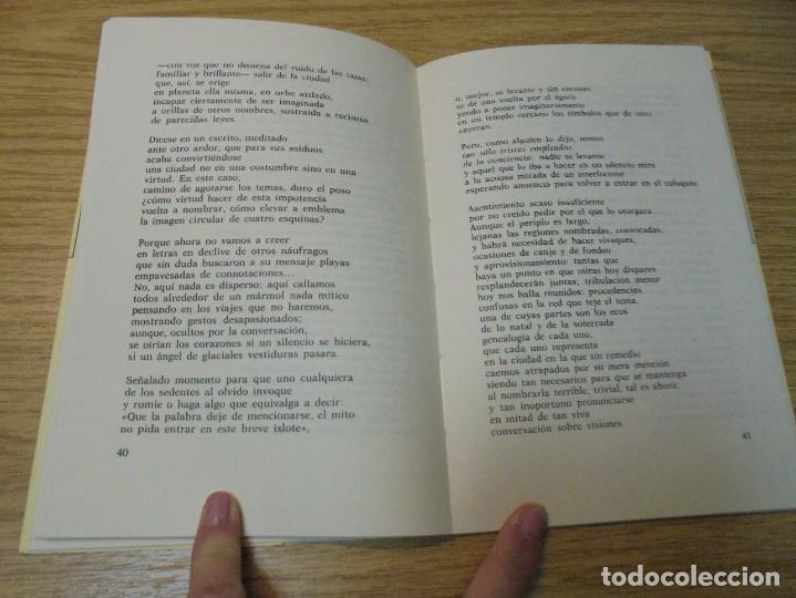 Libros de segunda mano: ALZADO DE LA RUINA. ANIBAL NUÑEZ. EDITORIAL HIPERION. 1983. 1º EDICION. - Foto 9 - 288066623