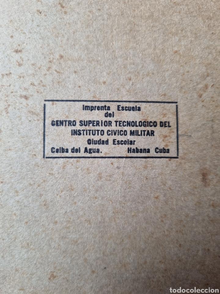 Libros de segunda mano: Espejo de Paciencia. Cuba 1942. - Foto 3 - 288149893