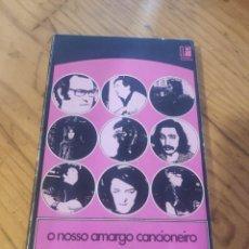 Libros de segunda mano: O NOSSO AMARGO CANCIONEIRO. JOSÉ VIALE MOUTINHO.. Lote 289230568