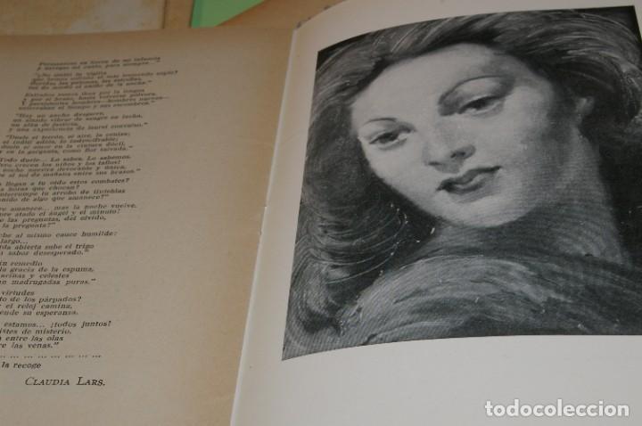Libros de segunda mano: ACANTO MADRID 1947 REVISTA LITERARIA COLECCION COMPLETA 16 NUMEROS + INDICES DIR. JOSE GARCIA NIETO - Foto 9 - 289595983