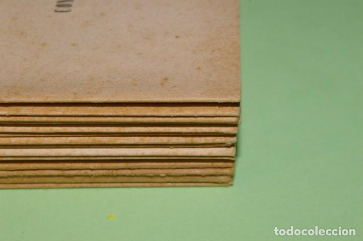 Libros de segunda mano: ACANTO MADRID 1947 REVISTA LITERARIA COLECCION COMPLETA 16 NUMEROS + INDICES DIR. JOSE GARCIA NIETO - Foto 24 - 289595983