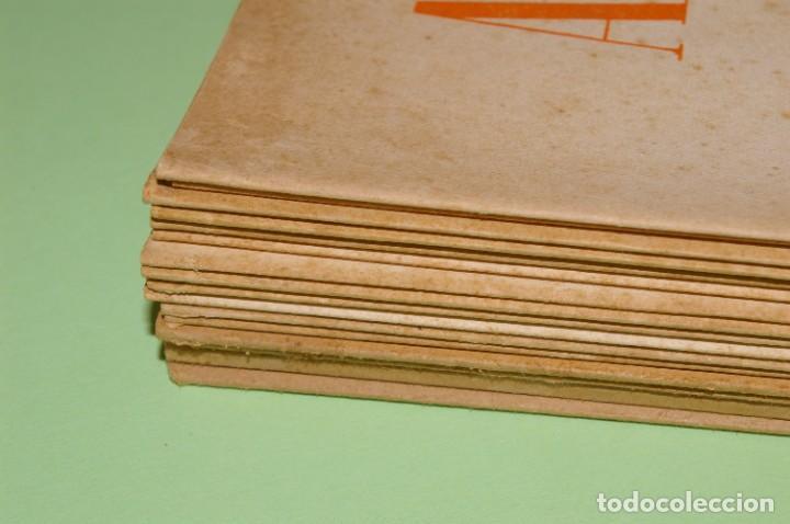 Libros de segunda mano: ACANTO MADRID 1947 REVISTA LITERARIA COLECCION COMPLETA 16 NUMEROS + INDICES DIR. JOSE GARCIA NIETO - Foto 26 - 289595983