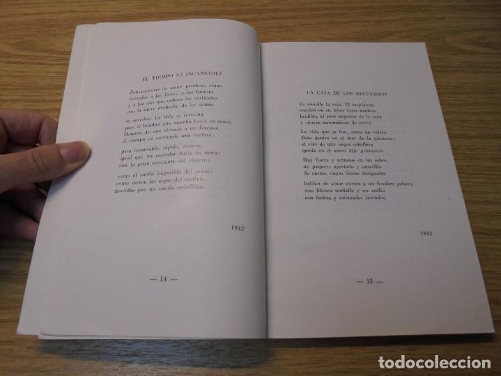 Libros de segunda mano: BUSCANDO EL INFINITO. JOSE MANUEL KROHN. DEDICADO POR AUTOR. POESIAS.1973. - Foto 7 - 289606528