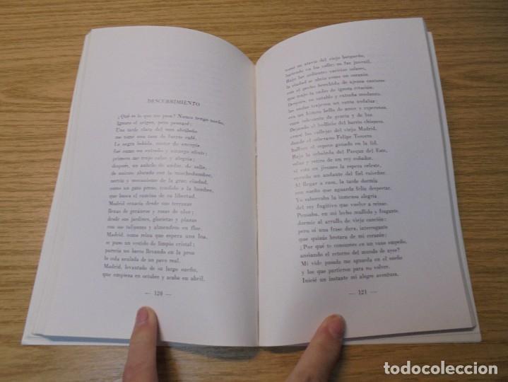 Libros de segunda mano: BUSCANDO EL INFINITO. JOSE MANUEL KROHN. DEDICADO POR AUTOR. POESIAS.1973. - Foto 10 - 289606528