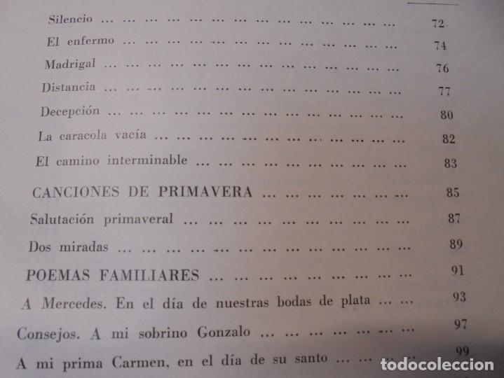 Libros de segunda mano: BUSCANDO EL INFINITO. JOSE MANUEL KROHN. DEDICADO POR AUTOR. POESIAS.1973. - Foto 15 - 289606528