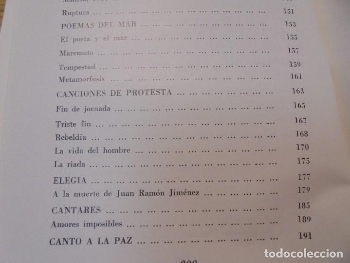 Libros de segunda mano: BUSCANDO EL INFINITO. JOSE MANUEL KROHN. DEDICADO POR AUTOR. POESIAS.1973. - Foto 18 - 289606528