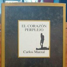 Libros de segunda mano: EL CORAZON PERPLEJO / POESIA REUNIDA, 1987 - 2004 - MARZAL , CARLOS - TUSQUETS. Lote 293834753
