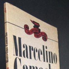 Libros de segunda mano: CHARLAS EN LA PRISIÓN. EL MOVIMIENTO OBRERO SINDICAL, DE MARCELINO CAMACHO. SINDICALISMO. FRANQUISMO. Lote 18483409
