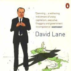Libros de segunda mano: BERLUSCONI'S SHADOW: CRIME, JUSTICE AND THE PURSUIT OF POWER / DAVID LANE- 2004* INGLÉS *. Lote 26574684