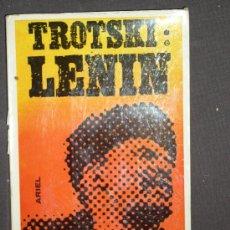 Libros de segunda mano: LEÓN TROTSKI, LENIN, BARCELONA, 1972. Lote 28072188