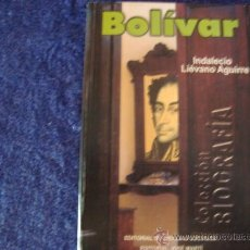 Libros de segunda mano: BOLIVAR. LIEVANO AGUIRRE, INDALECIO.. Lote 28468114