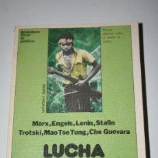 Libros de segunda mano: LUCHA DE GUERRILLAS. BIBLIOTECA JUCAR. Lote 49721400