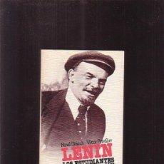 Libros de segunda mano - LENIN LOS ESTUDIANTES Y LA REVOLUCION /POR: NINEL OLESICH , VICTOR PRIVALOV - 32103347