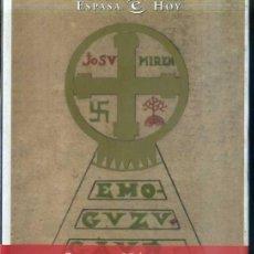 Libros de segunda mano: JON JUARISTI : SACRA NÉMESIS -NUEVAS HISTORIAS DE NACIONALISTAS VASCOS (ESPASA, 1999). Lote 32887661