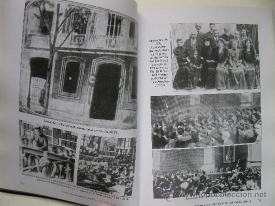 Libros de segunda mano: EL ANARCOSINDICALISMO ESPAÑOL, UNA HISTORIA EN IMÁGENES - COLECTIVO SOLIDARIO - AÑO 2007. - Foto 3 - 33026388