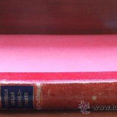 Libros de segunda mano: TOMO ENCUADERNADO REVISTA FASCICULOS HITORIA DE LAS REVOLUCIONES – REGIMENES POLITICA IDEOLOGIAS. Lote 35601221