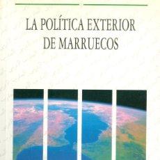 Libros de segunda mano: MIGUEL HERNANDO DE LARRAMENDI. LA POLÍTICA EXTERIOR DE MARRUECOS. MADRID, 1997. MARRUECOS. DIRI. Lote 36160225