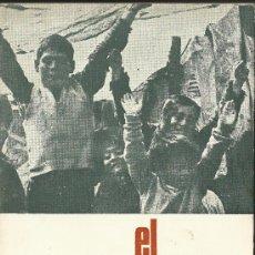 Libros de segunda mano: CARLOS DÍAZ : EL NIÑO PROLETARIO. (ED. ZERO, 1970) . Lote 36992794