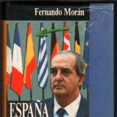 Livros em segunda mão: ESPAÑA EN SU SITIO - FERNANDO MORAN - FOTOGRAFIAS - FIRMA Y DEDICATORIA DEL AUTOR *. Lote 37143629