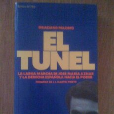 Libros de segunda mano: EL TÚNEL, DE GRACIANO PALOMO. TEMAS DE HOY, 1993. Lote 37866849