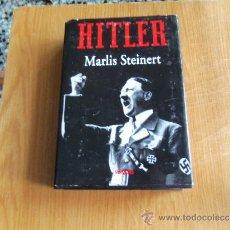 Libros de segunda mano: HITLER--MARLIS STEINERT-. Lote 38266460