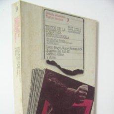 Libros de segunda mano: TEXTOS DE LA IZQUIERDA REVOLUCIONARIA,MAGRI,ROMERO,1978,DEDALO ED, REF MARX BS1. Lote 38934277