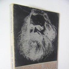 Libros de segunda mano: DIMENSIONES DEL MARXISMO,FERNANDEZ BENAYAS,1970,ZERO ED, REF MARX BS1. Lote 38936577