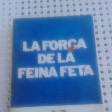Libros de segunda mano: LIBRO ELECCIONES GENERALES 1989 CIU CONVERGÈNCIA I UNIÓ MIQUEL ROCA NACIONALISTAS CATALANES. Lote 39227195