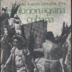 Libros de segunda mano - REVOLUCIÓN AGRARIA CUBANA - F. INCLAN SUÁREZ. V - 39880977