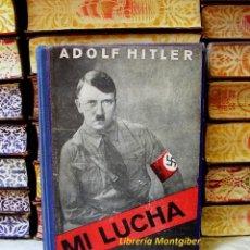 Gebrauchte Bücher - MI LUCHA . Autor : Hitler, Adolf - 40460613