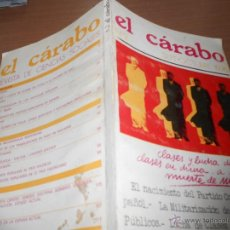 Libros de segunda mano - revista el carabo (nº 2) septiembre octubre 1976 madrid - 40647410