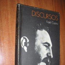 Libros de segunda mano: FIDEL CASTRO-DISCURSOS-TOMO 2-CUBA-1976. Lote 40747311