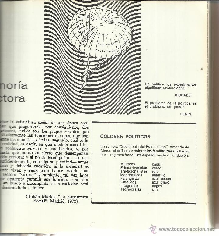 Libros de segunda mano: PROPAGANDA POLÍTICA. EULALIO FERRER RODRÍGUEZ. ED. DANAE. BARCELONA. 1976 - Foto 3 - 41586210