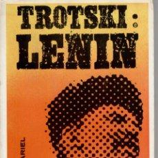 Libros de segunda mano: LENIN, LEON TROTSKI, GASTOS DE ENVÍO GRATIS. Lote 42378007