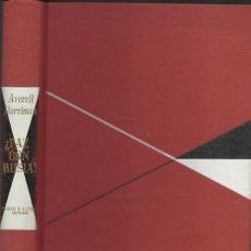 Libros de segunda mano: ¿PAZ CON RUSIA?, DE AVERELL HARRIMAN. (PLAZA & JANÉS, 1960) . Lote 42907951