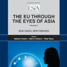 Libros de segunda mano: THE EUROPEAN UNION THROUGH THE EYES OF ASIA: NEW CASES, NEW FINDINGS. MARTIN HOLLAND, PETER RYAN. Lote 43228939